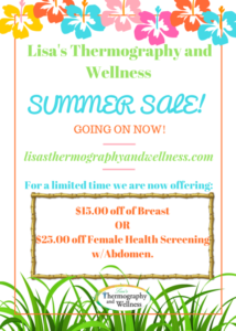 Lisa's Sale Flyer Revised