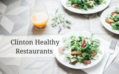 Clinton Healthy Restaurants